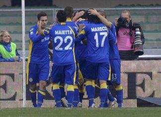 Il Verona torna in vetta alla classifica